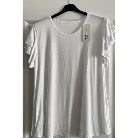 t shirt roesel mouw
